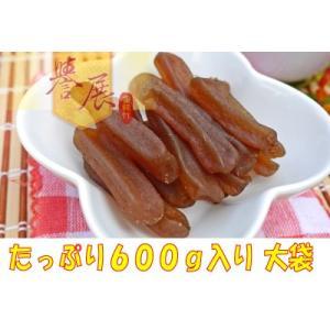 《譽展蜜餞行》五香蒟蒻條 大袋(600g)(スパイスコンニャクスティック)  《台湾 お土産》 rnet-servic