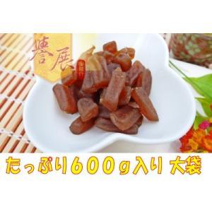 《譽展蜜餞行》五香蒟蒻丁 大袋(600g)(スパイスコンニャクチップ)  《台湾 お土産》 rnet-servic