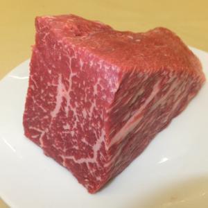 越後牛カメノコ(まるかめ)ブロック370g