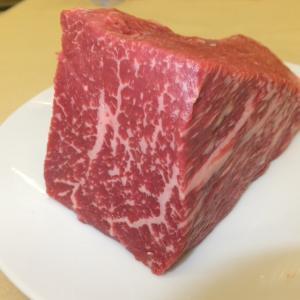 越後牛カメノコ(まるかめ)ブロック420g