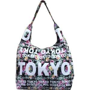 フラワーシティバッグ TOKYO BJP038-A|robin-ruth-japan