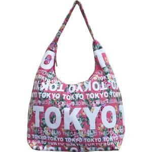 フラワーシティバッグ TOKYO BJP038-C|robin-ruth-japan