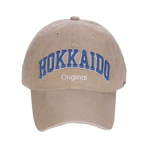 スタンダード CAP HOKKAIDO CHO002-B robin-ruth-japan