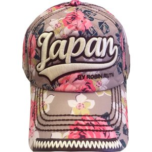 フラワーCAP CJP008-C|robin-ruth-japan