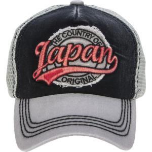 スタンダードメッシュCAP JAPAN CJP010-A robin-ruth-japan