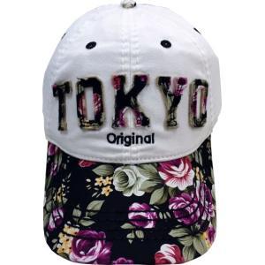 FLOWER LOGO CAP TOKYO CTO007-A|robin-ruth-japan