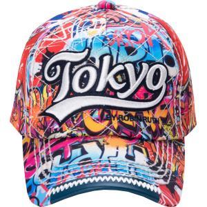 グラフィティ CAP CTO014-B|robin-ruth-japan