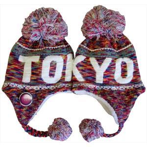 ニットキャップ TOKYO robin-ruth-japan
