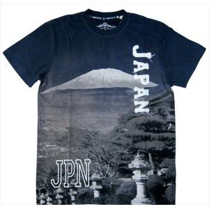 Tシャツ フォトプリント RRTM017-B-L|robin-ruth-japan