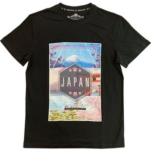 Tシャツ フォトプリント RRTM018-A-XL|robin-ruth-japan