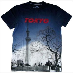 Tシャツ フォトプリント RRTM027-B-XL|robin-ruth-japan