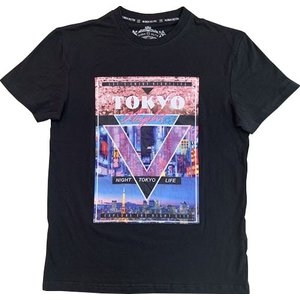 Tシャツ フォトプリント RRTM028-A-XL|robin-ruth-japan