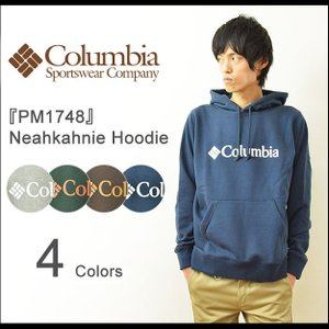 Columbia(コロンビア) ネアカニー フーディー プルパーカー メンズ スウェット ロゴ アウトドア 無地 フード スエット UVカット レディース PM1748|robinjeansbug