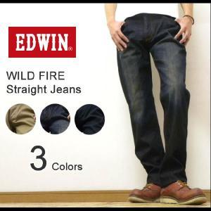 EDWIN(エドウィン) 『503』 WILD FIRE STRAIGHT JEANS ワイルドファイア ストレートジーンズ 防風・透湿・ストレッチパンツ ワイルドファイヤ 【503WF】|robinjeansbug