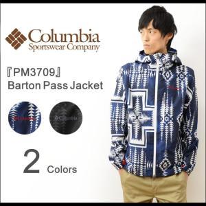 Columbia コロンビア バートンパス ジャケット マウンテン パーカー メンズ レディース アウトドア アウター ウインドブレーカー 登山 レインスーツ PM3709|robinjeansbug