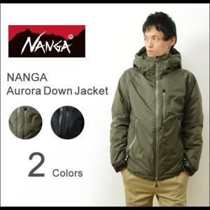 NANGA ナンガ Aurora Down Jacket オーロラ ダウン ジャケット メンズ 防水 透湿 素材 マウンテンパーカー アウター Made in JAPAN 日本製 国産 NANGA-AUR|robinjeansbug