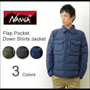 NANGA ナンガ Down Shirts ダウン シャツ メンズ 杢柄 素材 防寒 ジャケット アウトドア アウター キャンプ インナー Made in JAPAN 日本製 国産 NANGA-DST|robinjeansbug