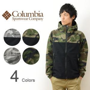 Columbia コロンビア ヴィザヴォナ パス パターンド ジャケット マウンテン パーカー メンズ レディース アウトドア アウター ウインドブレーカー 迷彩 PM3361|robinjeansbug