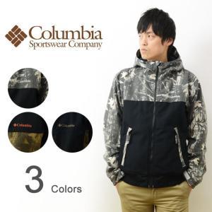 Columbia コロンビア ロマビスタ ハンティング パターン フーディー 裏 フリース 中綿 ジャケット メンズ アウター マウンテン パーカー 迷彩 カモフラ PM3408|robinjeansbug