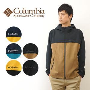Columbia コロンビア ボーズマン ロック ジャケット アウター マウンテンパーカー フード メンズ レディース アウトドア パッカブル 山登り 登山 春 秋 PM3734|robinjeansbug