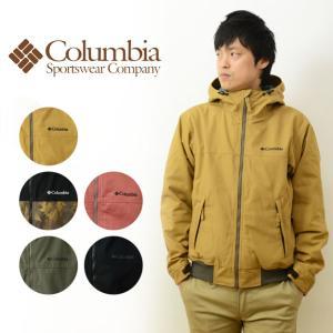 Columbia コロンビア U.S. model ロマビスタフーディー 裏地 フリース 使い 中綿 ジャケット メンズ アウター マウンテン パーカー アウトドア 通勤 通学 WE1074|robinjeansbug