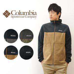 Columbia コロンビア スティーンズ マウンテン フルジップ フリース ジャケット メンズ レディース アウトドア 切替 インナー 山登り 登山 キャンプ WE3220|robinjeansbug