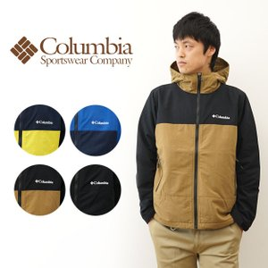 Columbia コロンビア ラビリンス キャニオン ジャケット マウンテン パーカー メンズ レディース アウトドア アウター 防水 フード 中綿 シェル PM1808|robinjeansbug