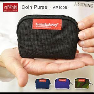 Manhattan Portage(マンハッタンポーテージ) Coin Purse コインケース コーデュラナイロン カード小銭入れ 日本代理店取扱い 正規品 メンズ レディース MP1008|robinjeansbug