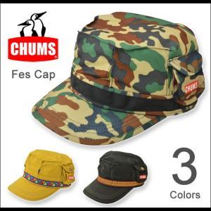 CHUMS(チャムス) フェスキャップ Fes Cap ワークキャップ ネイティブ カモフラ 迷彩 ユニセックス 帽子 メンズ レディース アウトドア 小物 CH05-0768|robinjeansbug