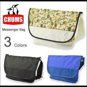 CHUMS(チャムス) メッセンジャーバッグ ショルダーバッグ メンズ 通勤 通学 肩掛け バック コーデュラ ナイロン アウトドア CH60-0969|robinjeansbug