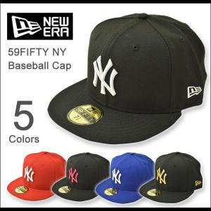 NEW ERA(ニューエラ) 59FIFTY ニューヨークヤンキース BBキャップ ベースボール ウール メンズ レディース 帽子 定番 アメリカ アメカジ ストリート NY 11121|robinjeansbug