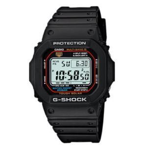 CASIO カシオ 腕時計 G-SHOCK タフソーラー 電波時計 MULTIBAND6 GW-M5610-1JF