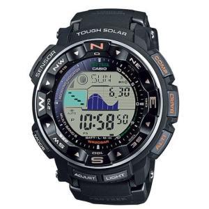 カシオ PROTREK プロトレック タフソーラー電波腕時計 マルチバンド6 PRW-2500-1JF の商品画像