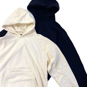 BAYSIDE  MADE IN USA SUPER HEAVY 16OZ OVERSIZED HOODED SWEATSHIRT  ベイサイド スウェット パーカー robles-store