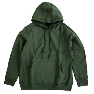 CANADA FACTORY COMPANY    カナダファクトリーカンパニー CLASSIC HOODED PULLOVER  OLIVE スウェットパーカー|robles-store