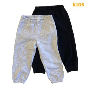 LOS ANGELES APPAREL TODDLER 14oz FLEECE SWEATPANT  子供用 キッズ ロサンゼルスアパレル スウェットパンツ MADE IN USA robles-store