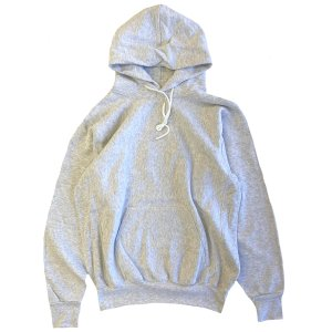 LIFEWEAR  HEAVY WEIGHT HOOD ASH  ライフウェア スウェットパーカー 12oz  MADE IN USA アメリカ製 robles-store