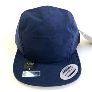 商品名: FLEXFIT 5panel CAP NAVY  商品詳細:FLEXFITの5パネルキャッ...