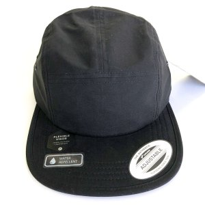 商品名: FLEXFIT 5panel CAP BLACK  商品詳細:FLEXFITの5パネルキャ...