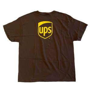 UPS (United Parcel Service)TEE Tシャツ ユナイテッド・パーセル・サービス 企業 オフィシャル robles-store