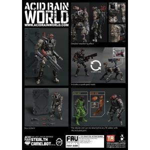 Acid Rain アシッドレイン World FAV-A08 Stealth Camelbot HR12e《2019/11-2020/02 予定》|roboking