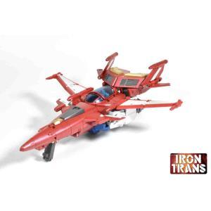 Irontrans IR-V01 です。 高さ 約35cm(ロボットモード)  こちらの商品は予約商...