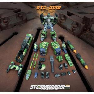 TFC TOYS STC-01NB Supreme Techtial Commander (Nuclear Blast ver.) 《2020/02-06 予定》