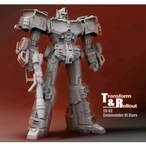 Transform and Rollout TR-02 Commander of Stars《2019/07-12 予定》