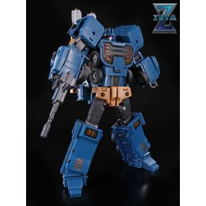 Zeta ZA-03 Blitzkrieg