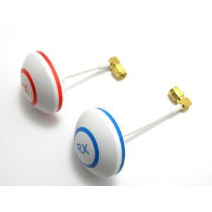 5.8Ghz マッシュルームアンテナ(送受信機用 2個入) robotena