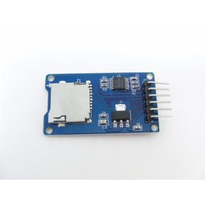 MicroSDカードモジュールSPI for Arduino|robotena