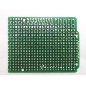 プロトタイプユニバーサル基板シールド for ArduinoUNO|robotena