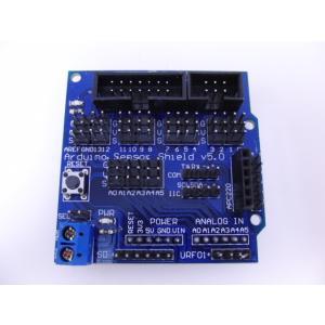 センサーシールドV5 for ArduinoUNO|robotena