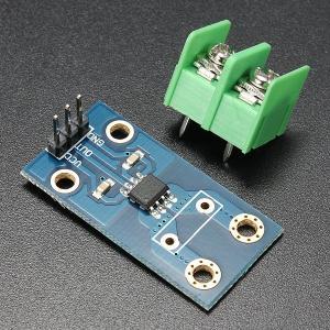 電流センサモジュール(20A)(ACS712) robotena